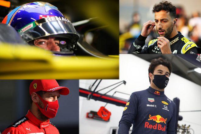 F1 | 2021年のF1に期待したいこと。アロンソ×ルノーの第3スティントとペレス×レッドブルが生む戦術【特別コラム】