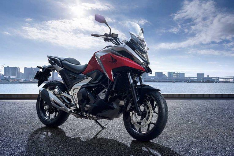 MotoGP | ホンダ、大型スポーツモデル『NC750X』シリーズをフルモデルチェンジ。2月25日より発売