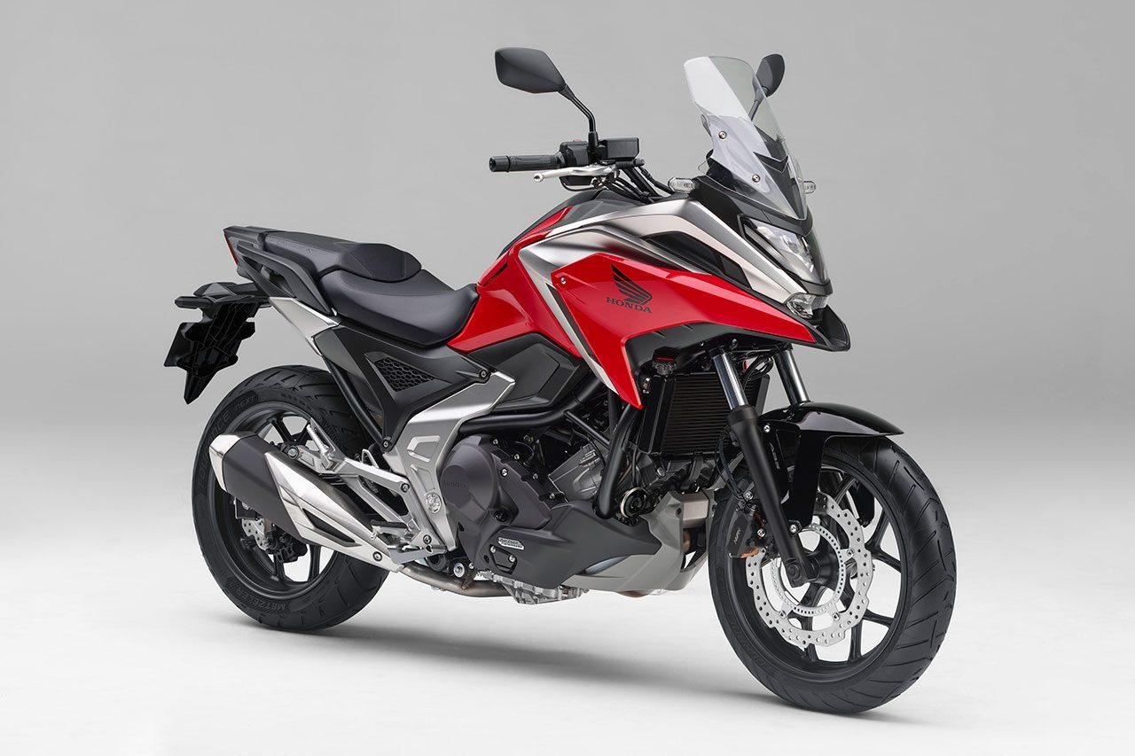 ホンダ、大型スポーツモデル『NC750X』シリーズをフルモデルチェンジ。2月25日より発売