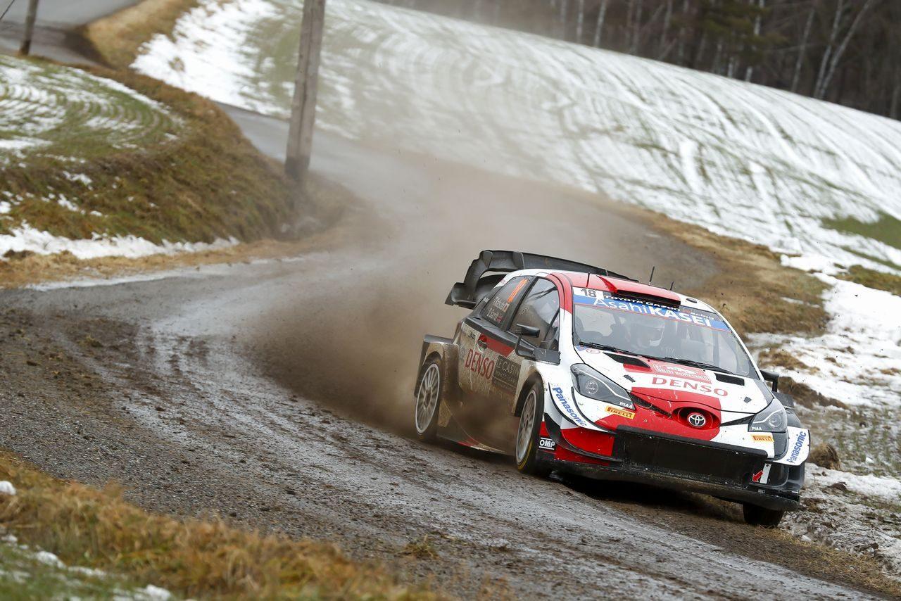 勝田貴元、モンテカルロで自己最高位の6位「ドライビングに自信を持てるようになった」/WRC開幕戦