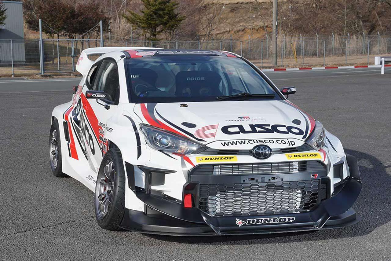 東京オートサロン2021出展車レポート/トヨタGRヤリス『RS』が人気。カスタムは走りの質感向上が最優先