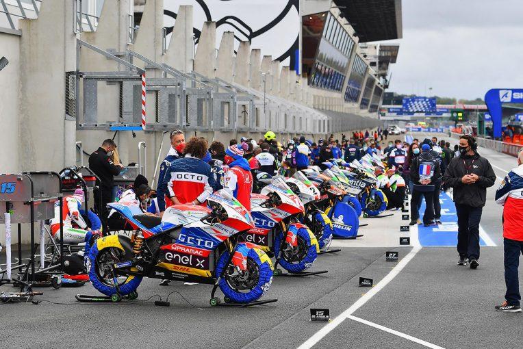 MotoGP | MotoE:2021年の事前テストはスペインのヘレスで3月と4月に各3日間実施