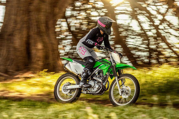 MotoGP | カワサキ、『KLR650』と『KLX230R S』を海外向けモデルとして新発売
