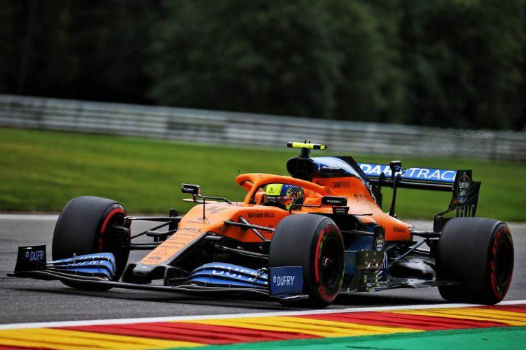 F1 | F1 Topic:ファクトリーでは定期的な検査と防護具で徹底対策。計画に遅延なし/ロックダウン下の新車開発(1)