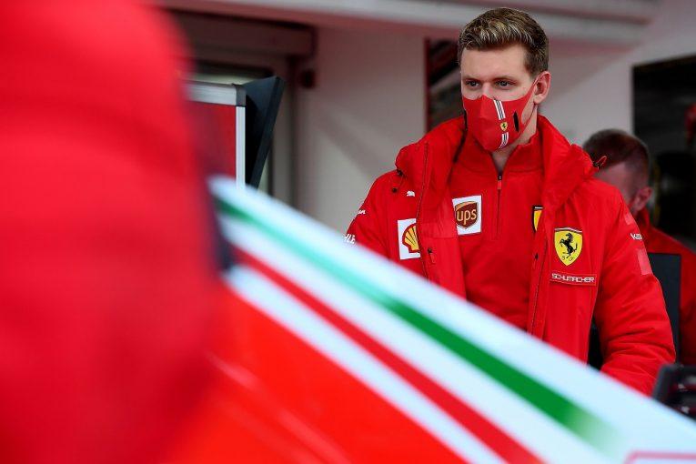 F1 | ミック・シューマッハーがF1デビューに向け、2018年型フェラーリでテストを開始