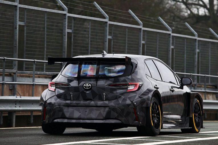 海外レース他 | 元モーターベースのロリー・ブッチャーがトヨタに移籍。2台体制初年度のエースに/BTCC