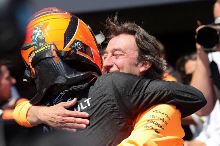 F1 | エイドリアン・カンポスの急死に、サインツ父子やアロンソ、ジャンカルロ・ミナルディらから悲しみの声