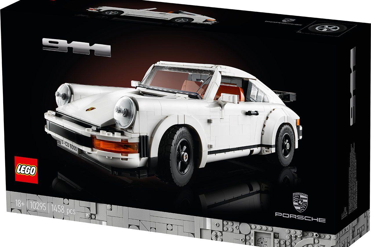 レゴ、不動の人気を誇るポルシェ『911ターボ』『911タルガ』の両方を作れる新キットを発売