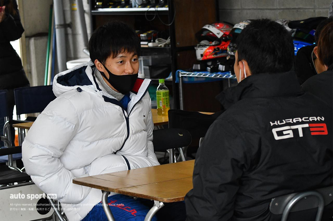 岡山国際サーキットで8台のGT300車両が参加しスポーツ走行を実施。注目のマシンも登場