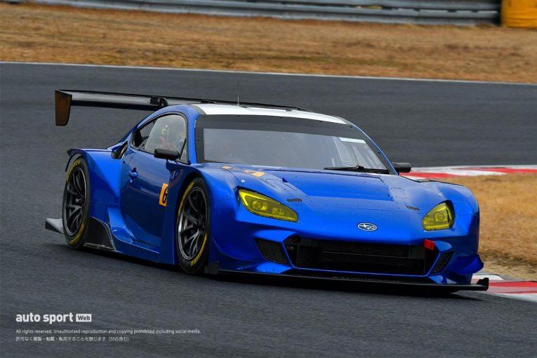 スーパーGT | スバル、2月22日に『NEW SUBARU BRZ GT300 シェイクダウンイベント』をオンライン開催