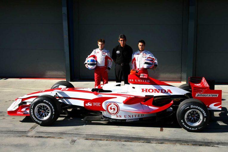 F1 | 鈴木亜久里と佐藤琢磨、スーパーアグリで共闘したふたりのスペシャル対談