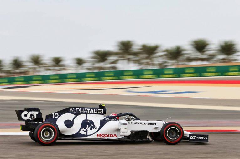 F1   アルファタウリ・ホンダF1、2021年シーズンを戦うマシン『AT02』を2月19日に発表へ