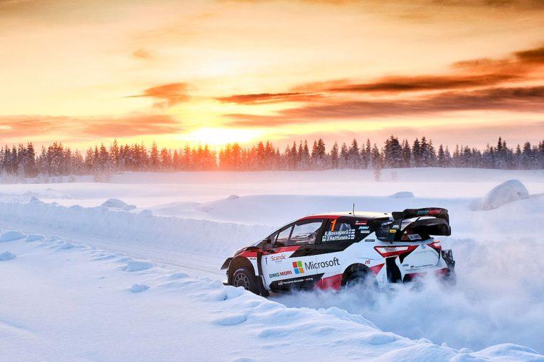 ラリー/WRC | トヨタのロバンペラ、WRC初優勝への期待高まるも本人は冷静「雪には自信を持っている」