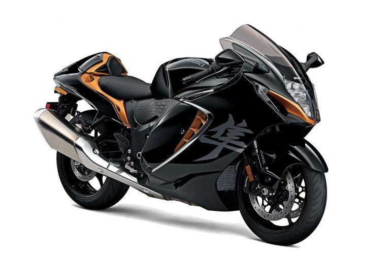 MotoGP | スズキ、13年ぶりに全面改良した『新型ハヤブサ』を発表。スピードリミッターは二輪車で世界初採用