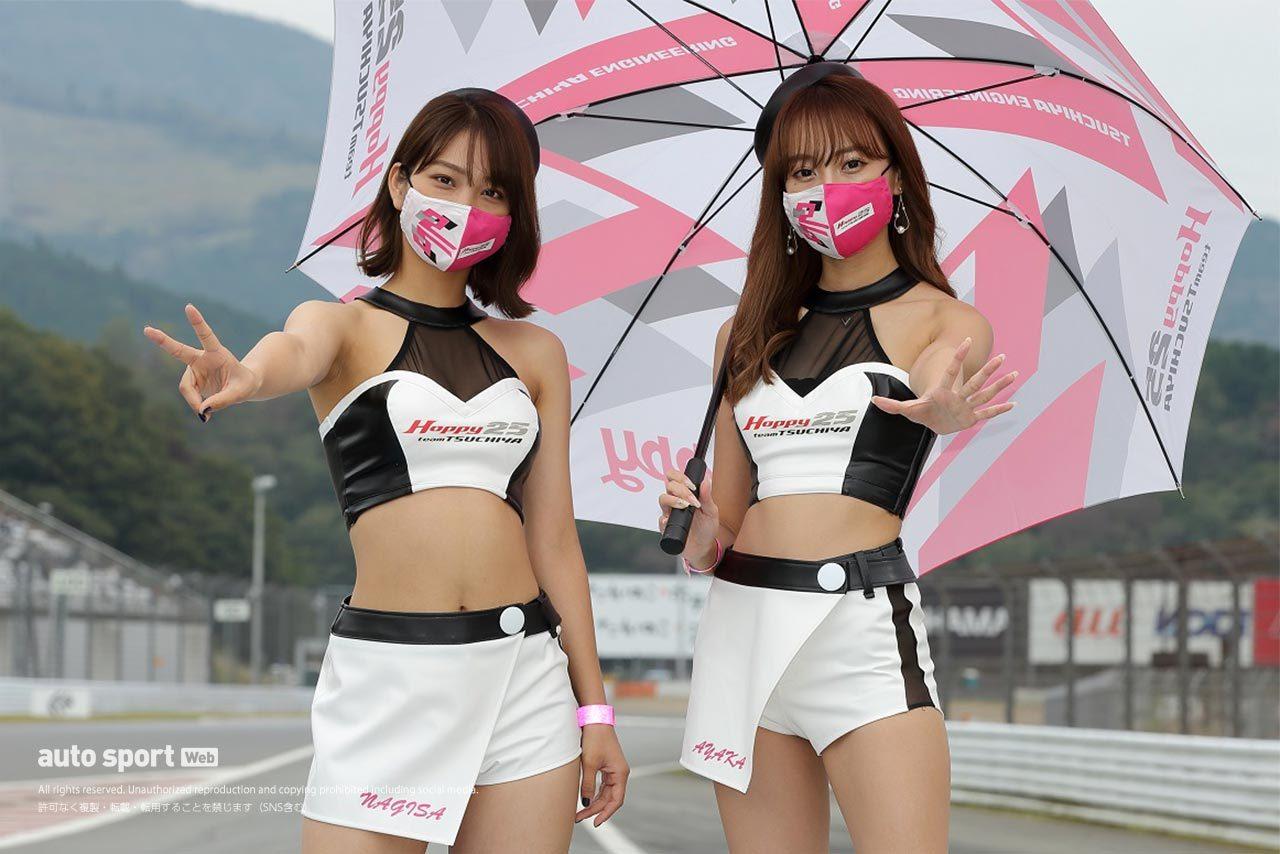 HOPPY team TSUCHIYA、2年目のポルシェと松井×佐藤のコンビでGT300王座奪還を目指す