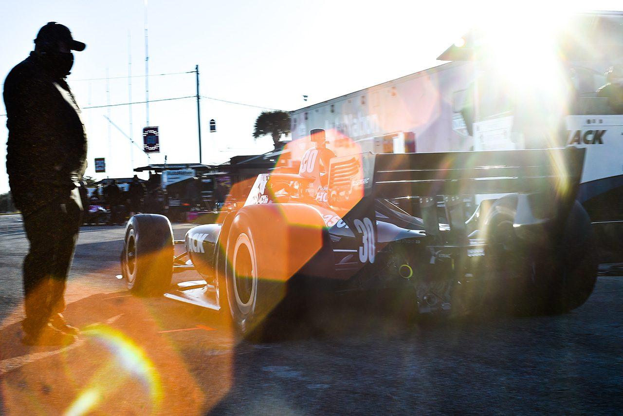 2021年初走行を終え開幕へ準備を進める佐藤琢磨「インディ500が8月になっても僕は大丈夫」