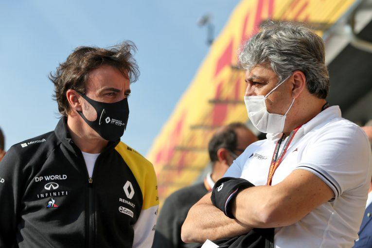 F1 | 「アルピーヌF1の目標は、遅くとも2022年には優勝すること」とルノーCEO