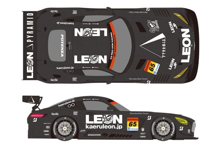 スーパーGT | K2 R&D LEON RACING、2021年GT300参戦体制発表。蒲生と菅波のコンビで王座奪還目指す
