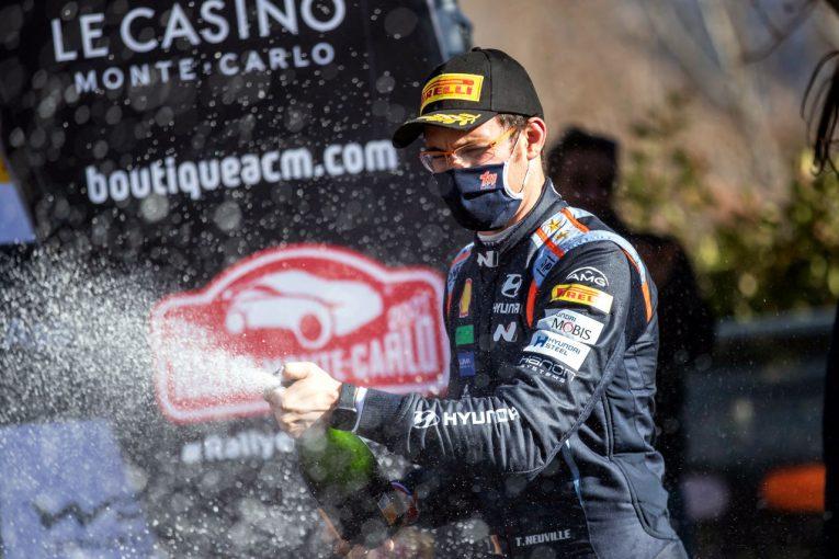 ラリー/WRC | 2021年がラストチャンス「WRCタイトルはオジエを倒してこそ意味がある」とヌービル