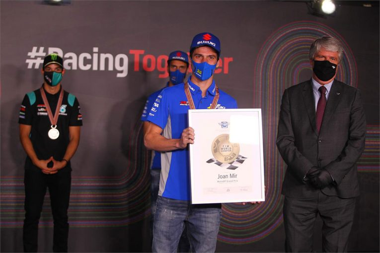 MotoGP   高い表彰台登壇率を誇るふたりのライダーと安定感のあるマシンが大きな強み/2021年MotoGPクラス展望 スズキ編