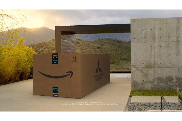 クルマ | 新型『ミツビシ・アウトランダー』が北米で出荷開始。オンライン発表は2月16日