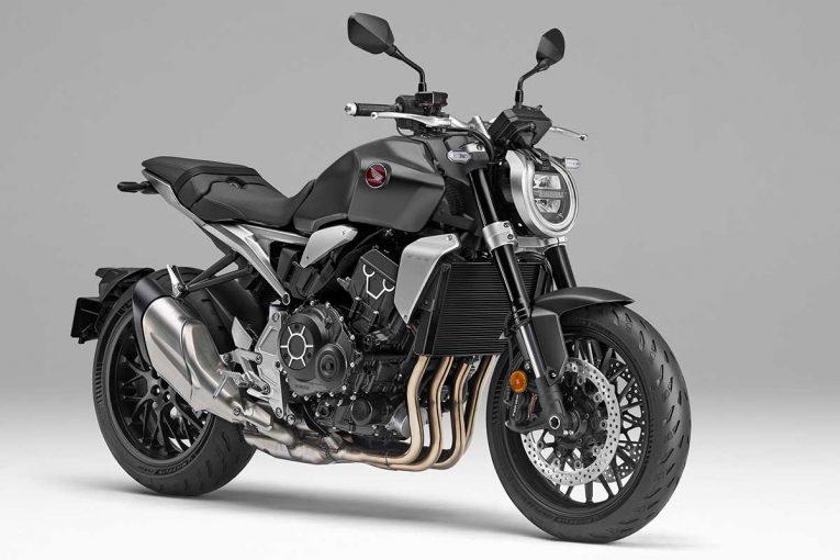 MotoGP | ホンダ、スマートフォン連携に対応したCB1000Rを3月25日に発売。外観が変更され新色も追加