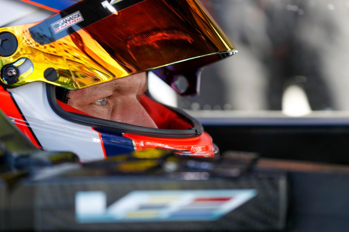 チップ・ガナッシ・レーシングから2021年のデイトナ24時間レースに参戦したケビン・マグヌッセン
