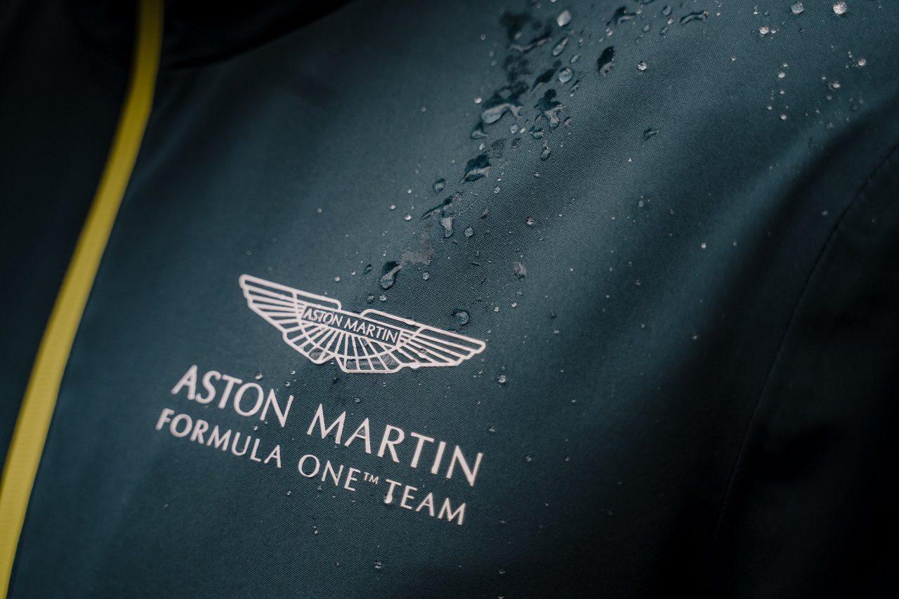 アストンマーティンF1チームのロゴ