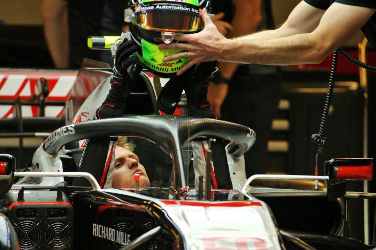 F1 | ハースF1代表、新加入のルーキーふたりに「バトルの際の同士討ちは許されない」と警告