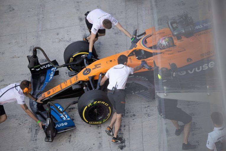 F1   【連載解説】2021年F1新技術レギュレーション(1)開発凍結パーツとトークン制度