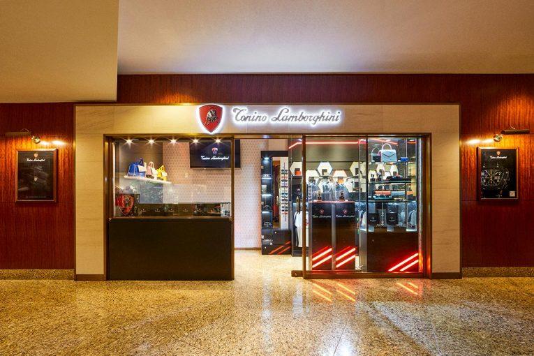 インフォメーション | 『トニーノ・ランボルギーニ』の公式ショップがANAインターコンチネンタル東京にオープン