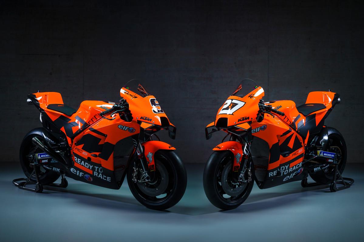 MotoGP | テック3KTMファクトリー・レーシング 2021年