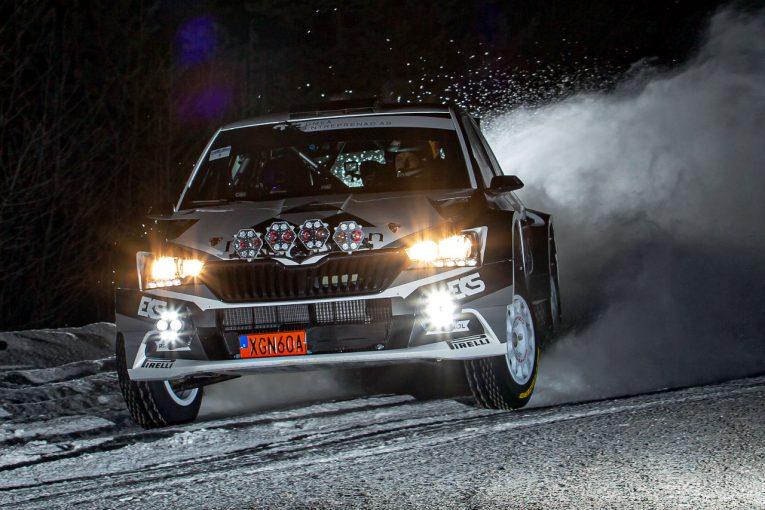 ラリー/WRC | 15年ぶりのWRC復帰! DTM&WorldRX王者エクストロームが北極圏ラリー参戦へ