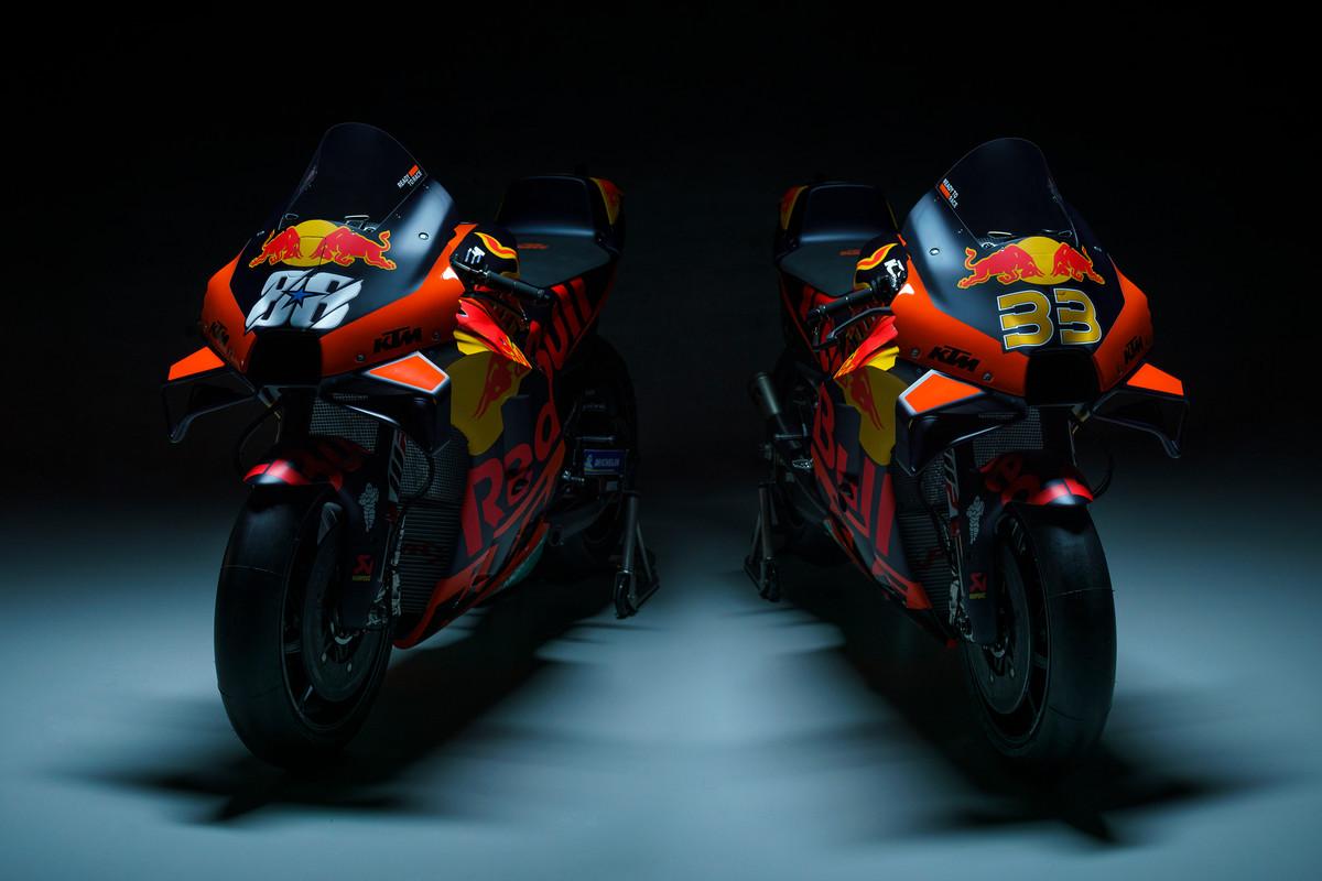 MotoGP   レッドブルKTMファクトリー・レーシング 2021年