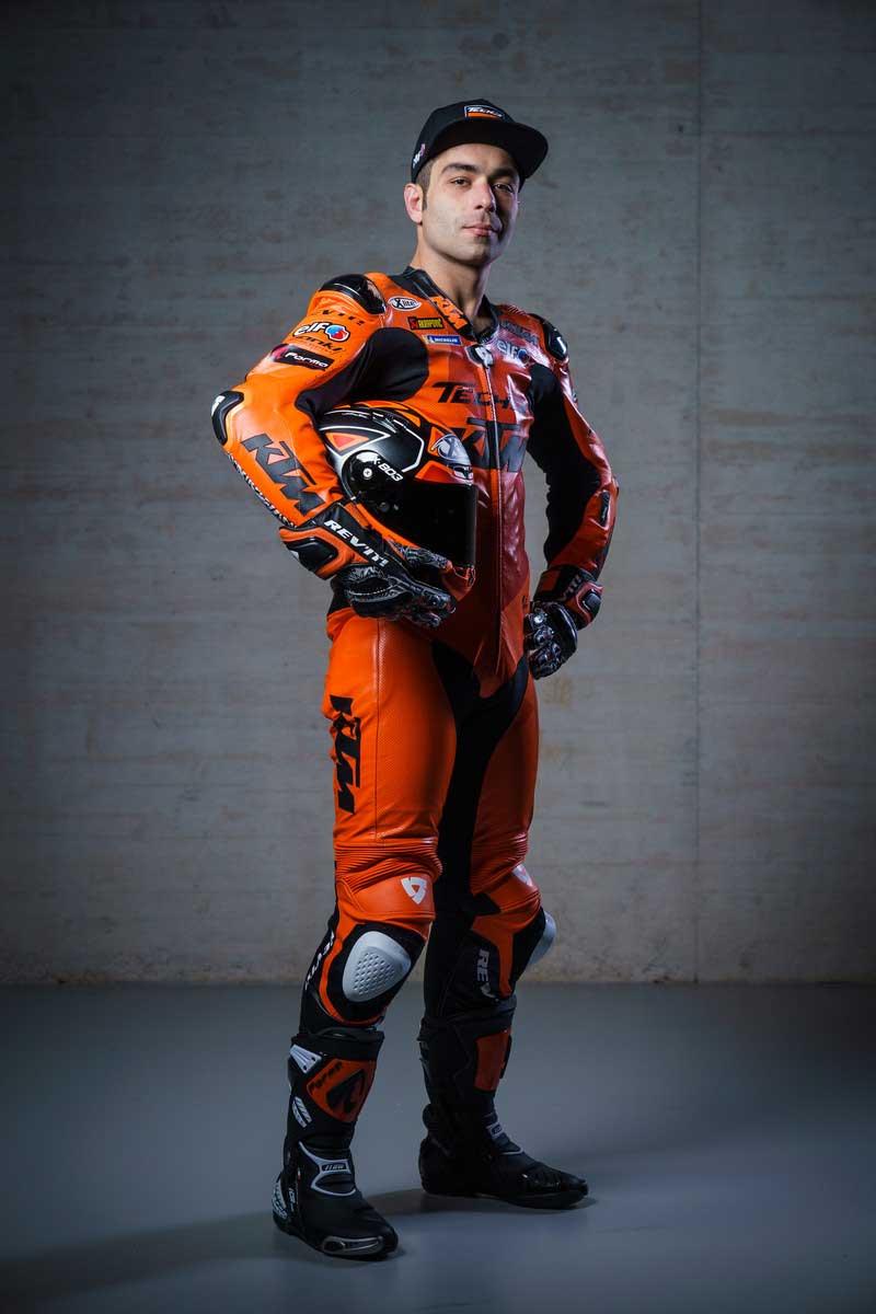 2021年MotoGP:ダニロ・ペトルッチ(テック3KTMファクトリー・レーシング)