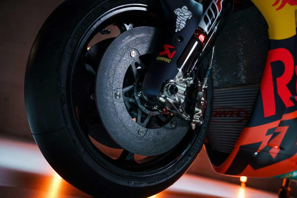 2021年MotoGP:KTM RC16(レッドブルKTMファクトリー・レーシング)
