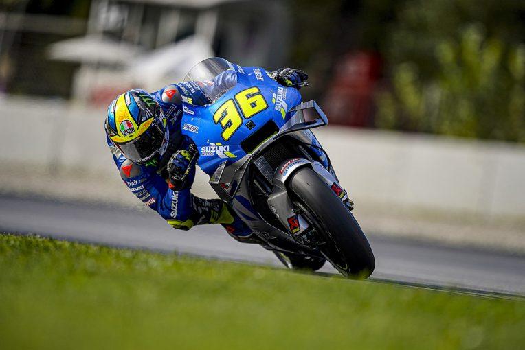 MotoGP   スズキのMotoGP王者ジョアン・ミルのゼッケン番号が決定「ある日、目が覚めた時に決めた」
