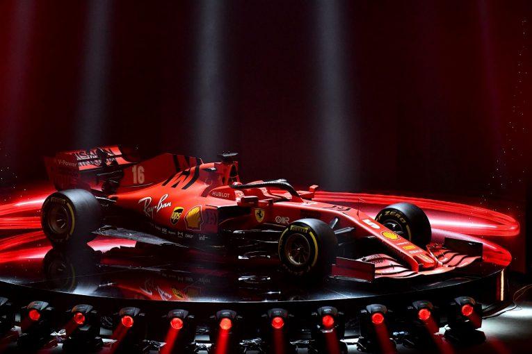 F1   フェラーリF1、ニューマシン『SF21』を初始動。2021年発表会は2回開催へ