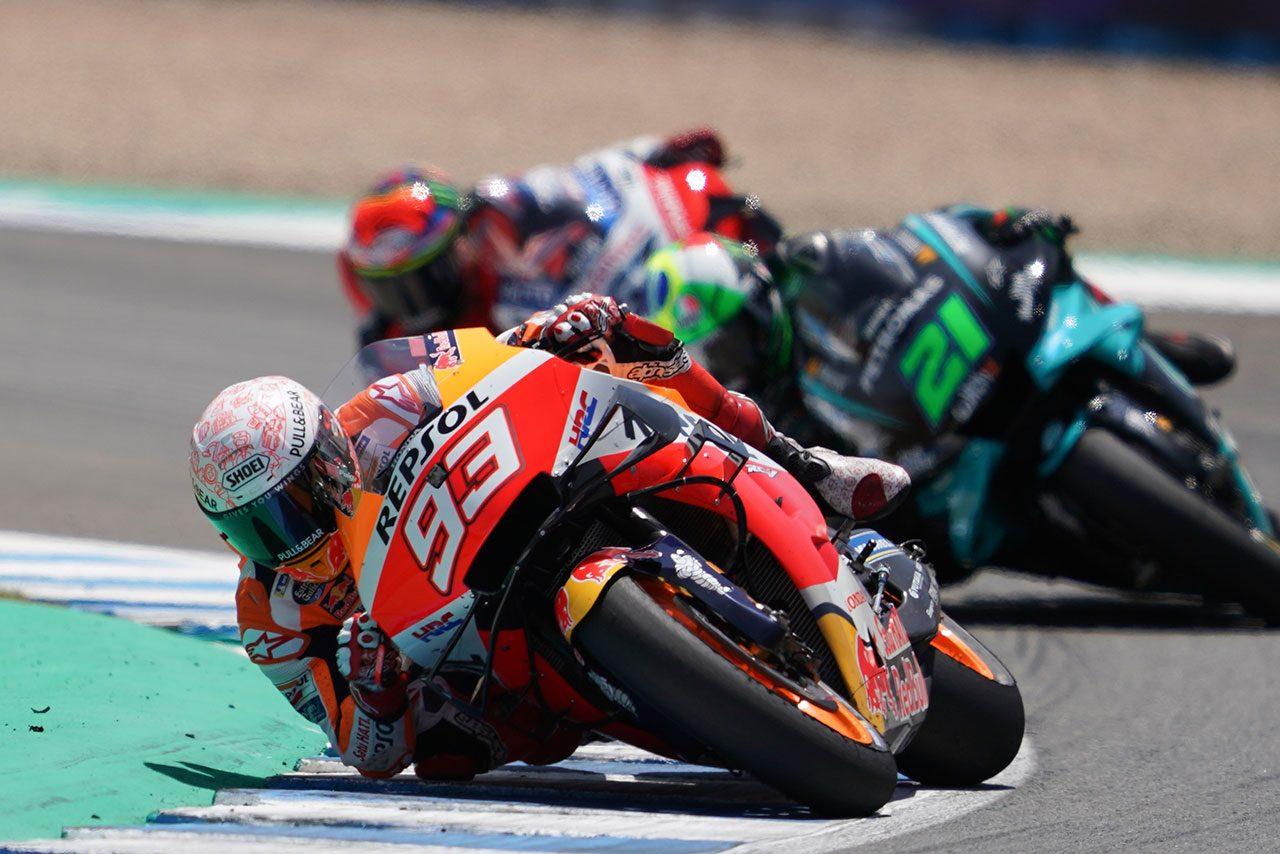 ホンダのマルク・マルケス、2度目の検査で骨折した右腕が順調に回復していることを確認/MotoGP