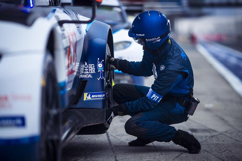 根本悠生 2021アジアン・ル・マン・シリーズ第1戦/第2戦ドバイ 予選レポート