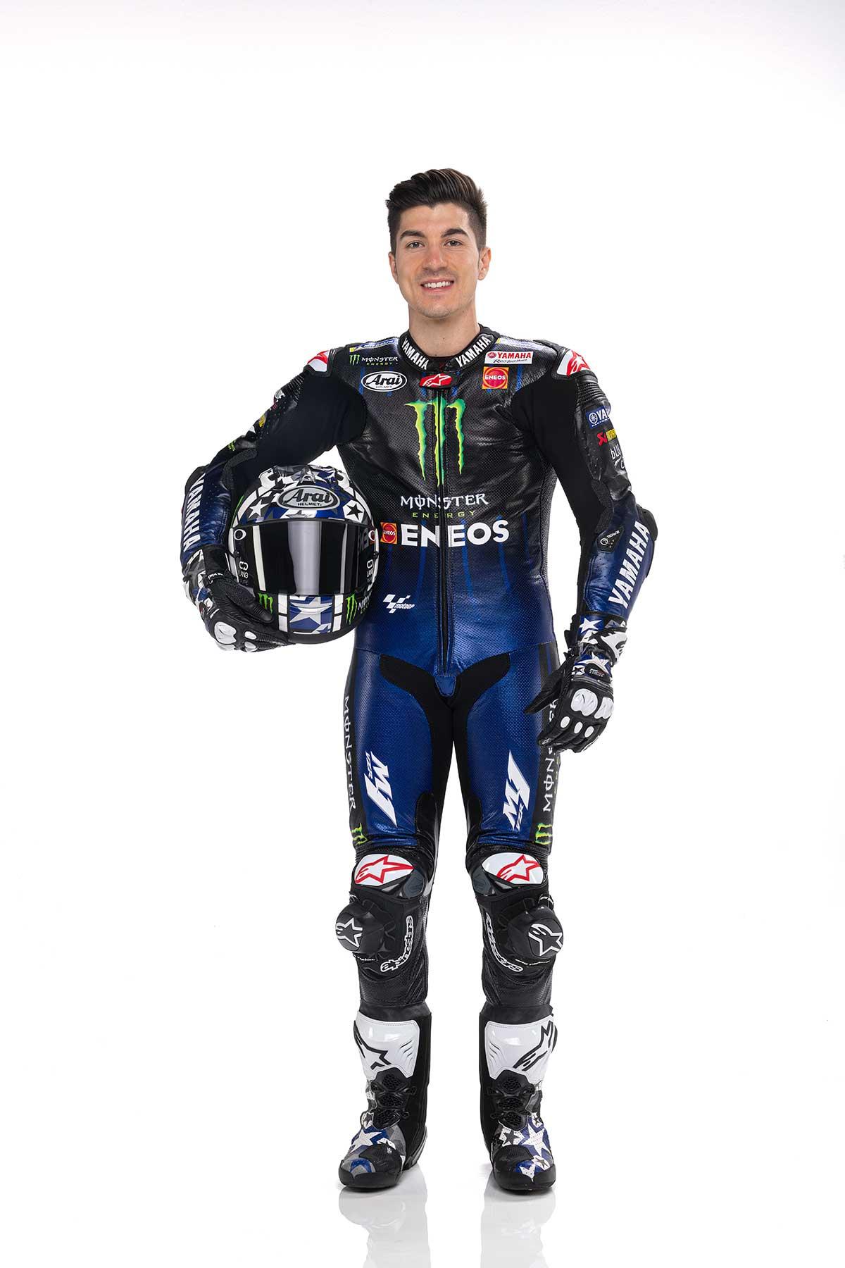 2021年MotoGP:マーベリック・ビニャーレス(モンスターエナジー・ヤマハMotoGP)