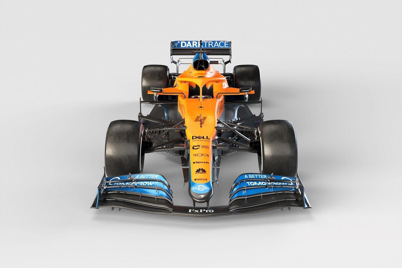 マクラーレンF1チームが2021年型『MCL35M』を発表