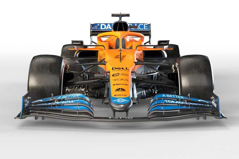 F1   【津川哲夫F1新車私的解説】マクラーレン、実力者キーの加入で弱点克服か。メルセデスへの換装と合わせて序盤の注目株