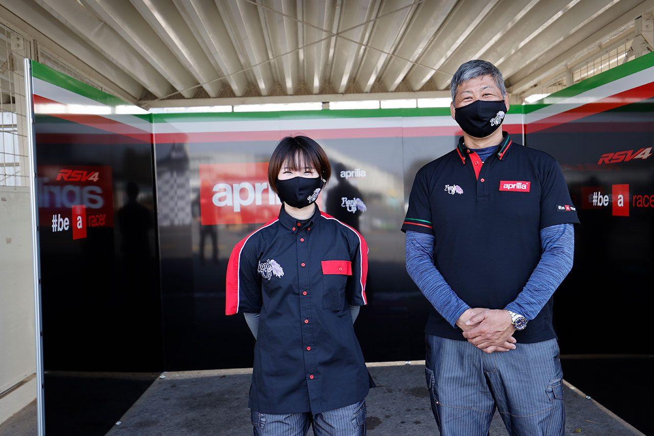 「関わる全ての人がランクアップできるように」ランクアップレーシング始動/全日本ロード