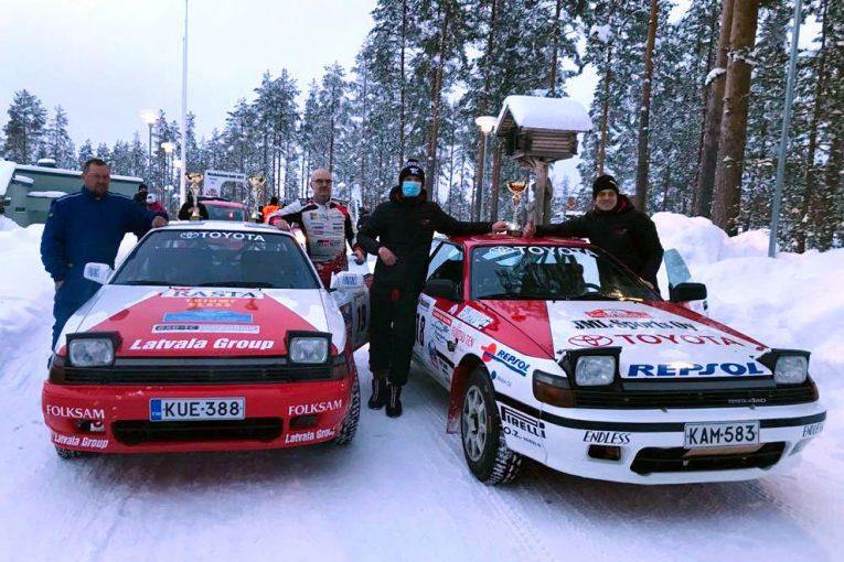 ラリー/WRC | ラトバラ、トヨタWRC代表就任後初のラリー参戦『セリカGT-FOUR』駆り見事優勝