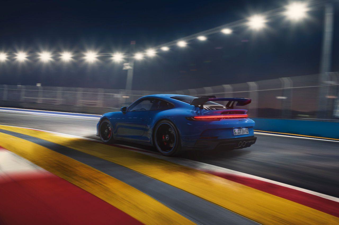 ポルシェ、ニュル7分切り達成の新型『911 GT3』発表。国内受注開始は4月を予定