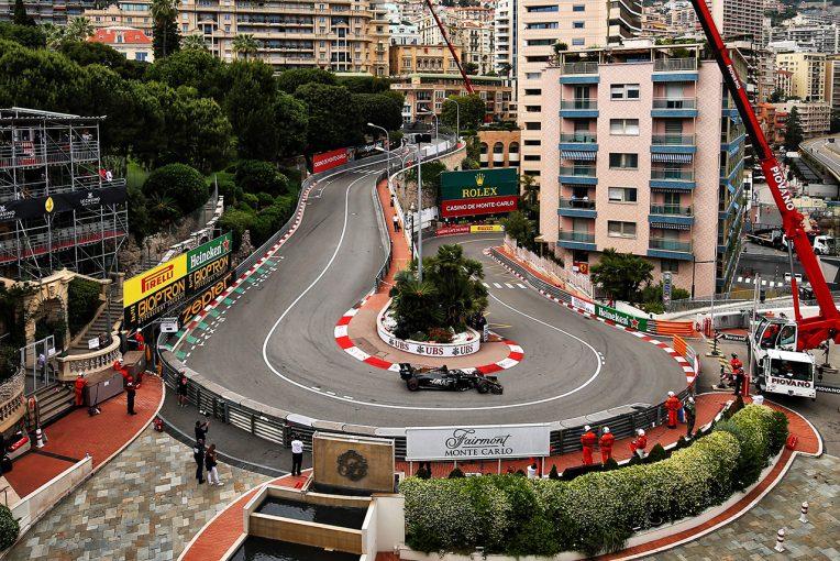 F1 | モンテカルロ市街地コースに建設許可。F1など3カテゴリー開催に向け作業やインフラ設置などが前倒し