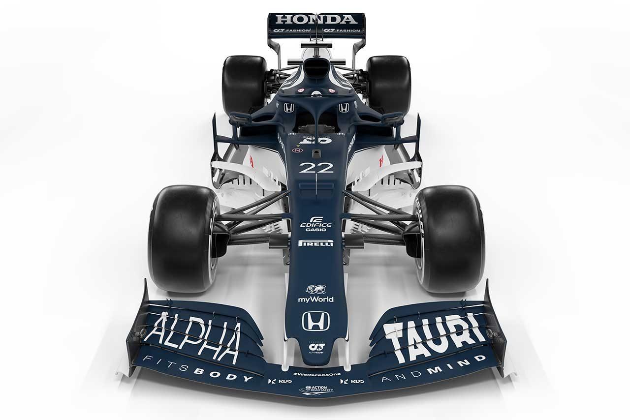 Photo of 2021年型アルファタウリF1『AT02』:2トークンを使い、フロントエンドを変更   F1   autosport web   オートスポーツweb