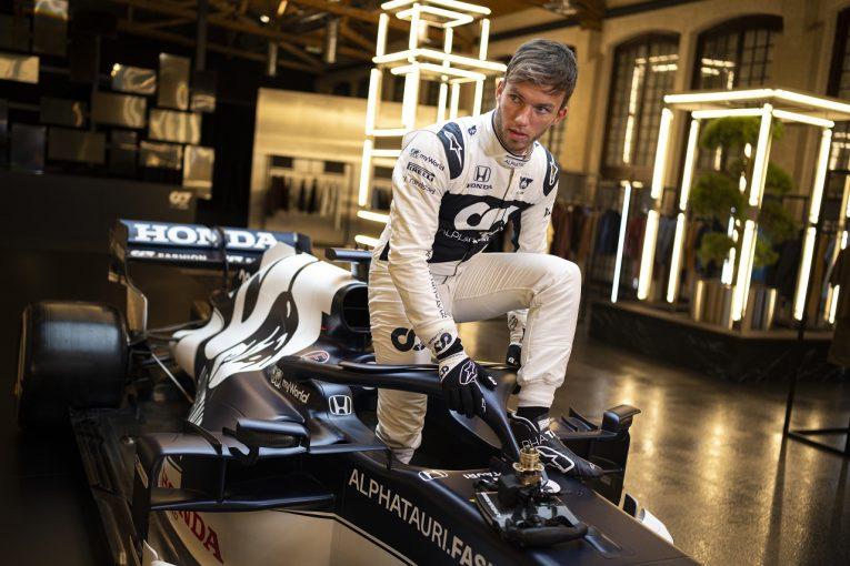 F1   アルファタウリ・ホンダF1のガスリーにチームリーダーの自覚「裕毅と協力し合って、チームを前進させていく」