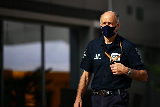 スクーデリア・アルファタウリF1チーム代表フランツ・トスト